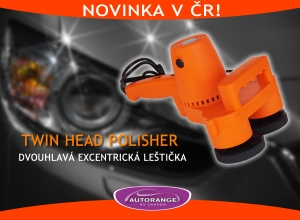 AUTORANGE TWIN HEAD POLISHER